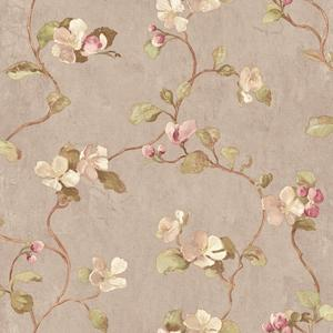 Floral Spray Wallpaper HP0416