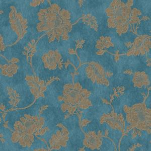 Jacobean Trail Wallpaper CR2704