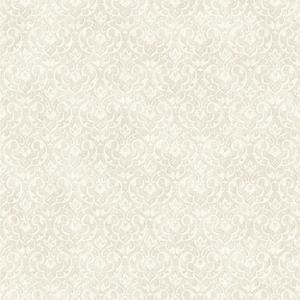 Mini Damask Wallpaper CR2717