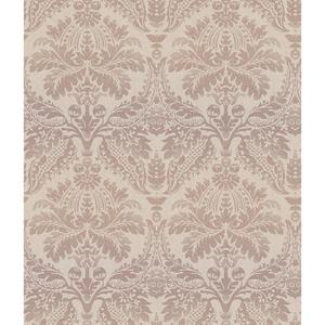 Linear Damask Wallpaper CR2740