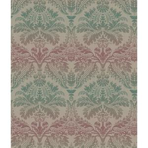 Linear Damask Wallpaper CR2743