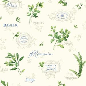 Aromatique Wallpaper KH7048