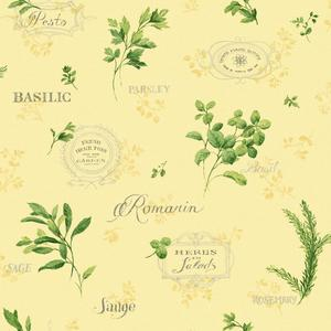 Aromatique Wallpaper KH7049