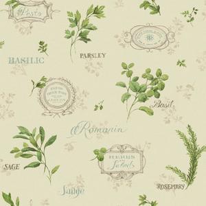 Aromatique Wallpaper KH7050