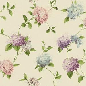 Hydrangea Trail Wallpaper KH7069