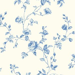 Rose Toile Wallpaper KH7076