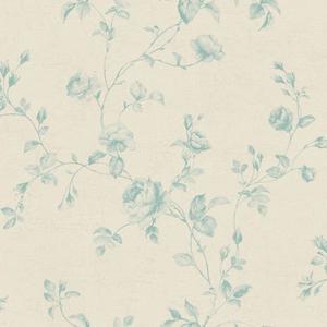 Rose Toile Wallpaper KH7077