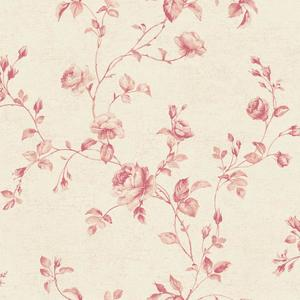 Rose Toile Wallpaper KH7081