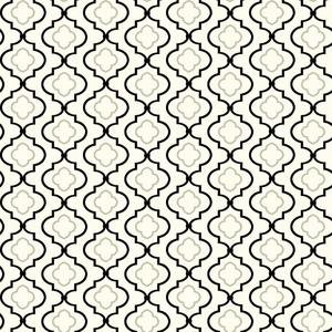 Small Trellis Wallpaper KH7089