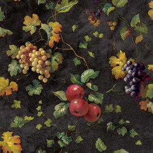 Fruit & Ivy Wallpaper KH7094
