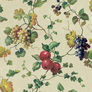 Fruit & Ivy Wallpaper KH7095