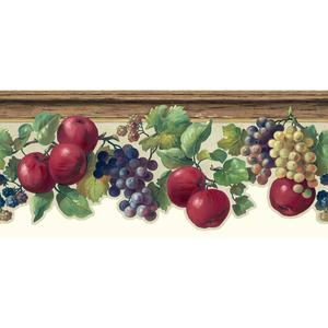 Fruit & Ivy Border KH7133B