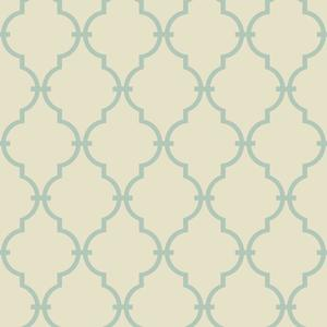 Modern Trellis Wallpaper KH7150