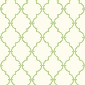 Modern Trellis Wallpaper KH7152