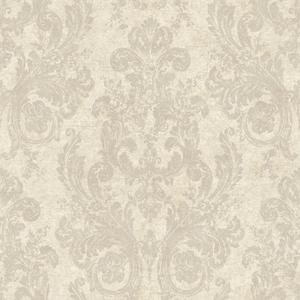 Ornamental Toile Wallpaper NK2087