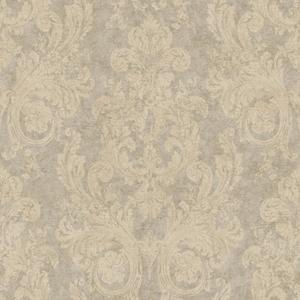 Ornamental Toile Wallpaper NK2088