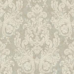 Ornamental Toile Wallpaper NK2089