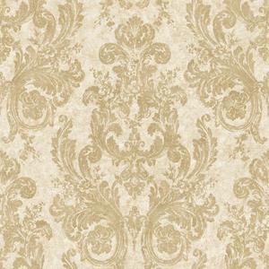 Ornamental Toile Wallpaper NK2090