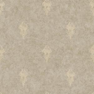 Ornamental Toile Spot Wallpaper NK2096