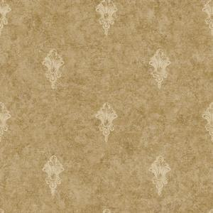 Ornamental Toile Spot Wallpaper NK2099
