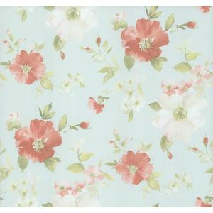 Ornamental Bloom Wallpaper PA110401