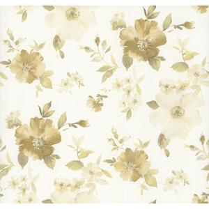 Ornamental Bloom Wallpaper PA110403