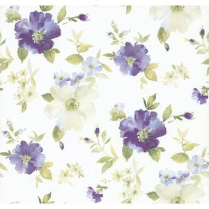Ornamental Bloom Wallpaper PA110405