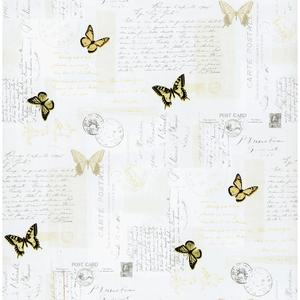 Butterfly Mail Wallpaper PA110501