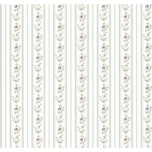 Bloom Stripe Wallpaper PA111002