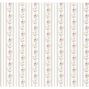 Bloom Stripe Wallpaper PA111005