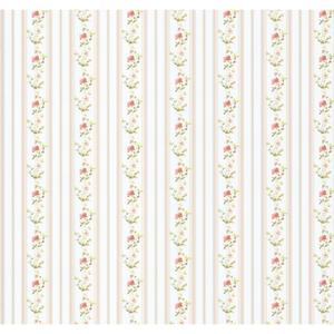 Bloom Stripe Wallpaper PA111006