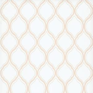 Ogee Trellis Wallpaper PA111201