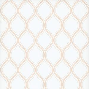 Ogee Trellis Wallpaper PA111201