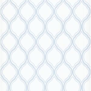 Ogee Trellis Wallpaper PA111202