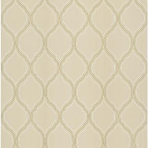 Ogee Trellis Wallpaper PA111204