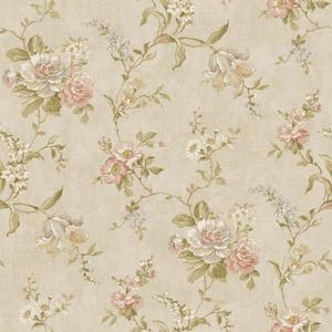 Floral Trail Wallpaper NK2001