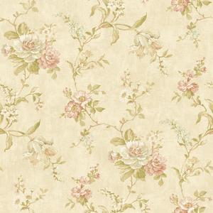 Floral Trail Wallpaper NK2003