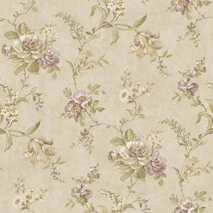 Floral Trail Wallpaper NK2004