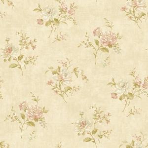 Floral Bouquet Wallpaper NK2011