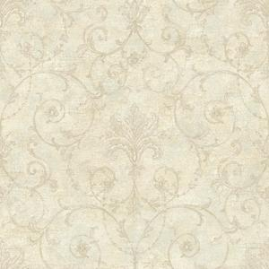 Baroque Allover Wallpaper NK2036