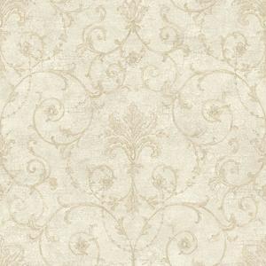 Baroque Allover Wallpaper NK2038
