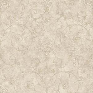 Baroque Allover Wallpaper NK2039