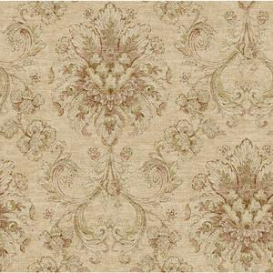 Jacobean Damask Wallpaper NK2053