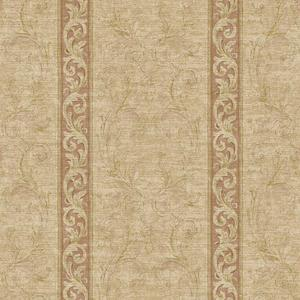 Jacobean Stripe Wallpaper NK2070