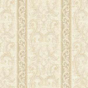 Jacobean Stripe Wallpaper NK2071