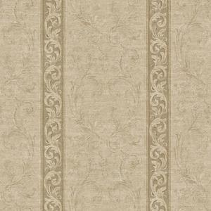 Jacobean Stripe Wallpaper NK2072