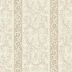 Jacobean Stripe Wallpaper NK2073