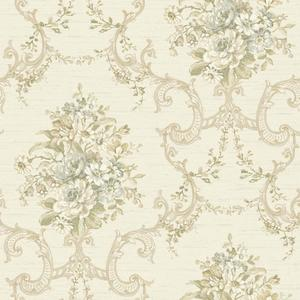 Floral & Ornamental Wallpaper NK2079