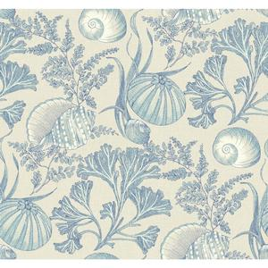 Coral Shells Wallpaper NY4872
