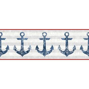 Anchors Away Border NY4909BD